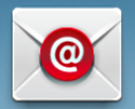 Example of Android email icon